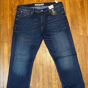Express Jeans - Rocco Slim Fit Denim 36x34
